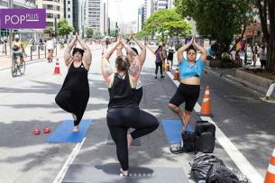 Yoga na Paulista
