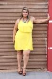 Vestidinho da Paula Bastos