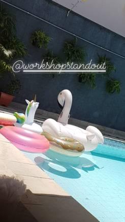 Delicinha de piscina